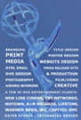 Emmy award winner ad design