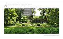 Jacalyn Gould Landscape Design website design and development